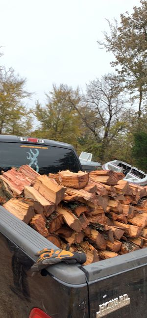 Firewood for Sale in Macomb, OK