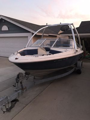1996 maxum boat for Sale in Fontana, CA