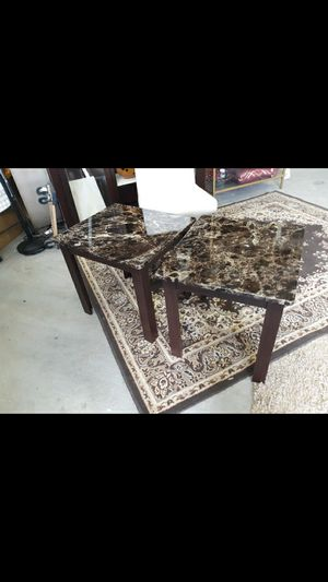 2 end tables for Sale in High Point, NC
