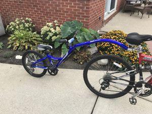 "Giant brand ""Half wheeler"" 7 speed attachable kids bike for Sale in Westland, MI"