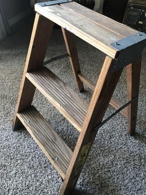 FOLDING STEPSTOOL for Sale in Denver, CO