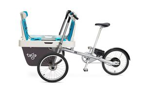 Taga 2.0 Family Electric Bike with Sun Shades for Sale in Phoenix, AZ