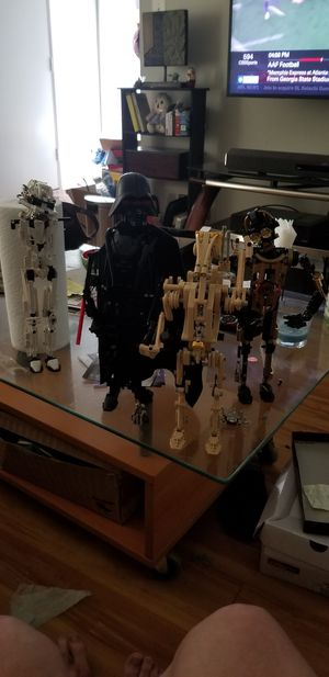 Star wars lego sets. Vintage for Sale in Herndon, VA