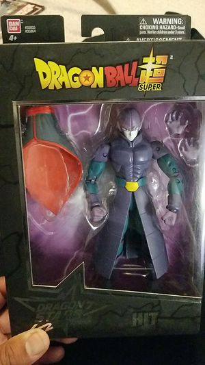 "Dragonball Z "" Hit"" Action Figure for Sale in Stockton, CA"