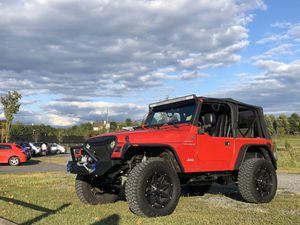 2004 Jeep Wrangler for Sale in East Brunswick, NJ