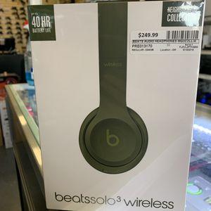 Beats Solo 3 Wireless Headphones for Sale in Orlando, FL