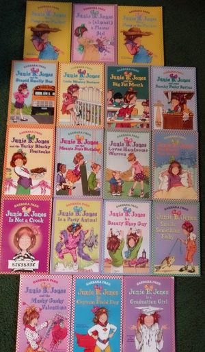 Junie B. Jones books for Sale in North Webster, IN