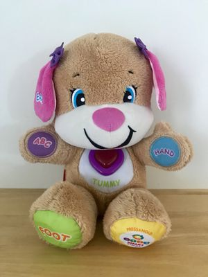 Baby Toddler Toy: Fisher-Price Laugh & Learn Smart Stages ABC Puppy for Sale in Los Angeles, CA