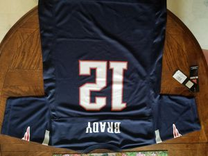 Patriots Tom Brady Jersey youth large for Sale in Long Grove, IL