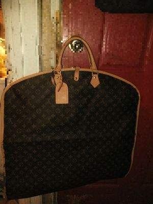 Louis Vuitton Garment Bag for Sale in Fort Worth, TX