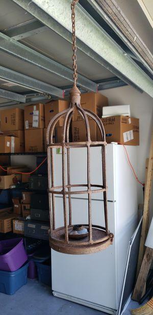 Farmhouse candle lantern for Sale in Orlando, FL