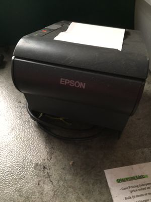 Epson receipt printers for Sale in Mountain View, CA