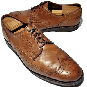 ALLEN EDMONDS Road Warriors Oxford Wingtip Mens Size 10.5 Dress Shoes for Sale in West Columbia, SC