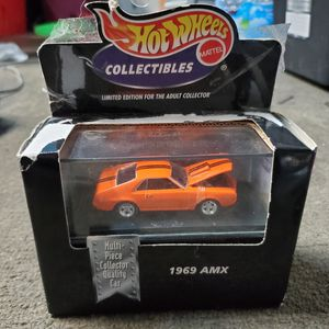 Hot Wheels Limited Edition 1969 AMX for Sale in Santee, CA