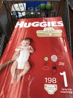 Huggies 198 Size:1 for Sale in Hartford, CT