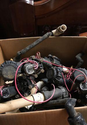 Sprinkler valves for Sale in El Cajon, CA