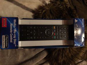 Sony PS3 media blu-ray remote control new in box for Sale in Wichita, KS