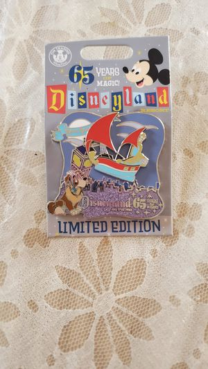 65th Anniversary disney pin for Sale in San Diego, CA