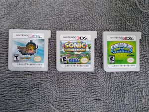 Nintendo 3DS Games $7 to $18 for Sale in Cumming, GA