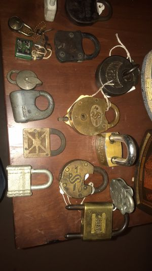 Old locks for Sale in Joliet, IL