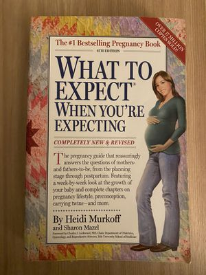 What to Expect When Expecting 4th edition for Sale in Perris, CA