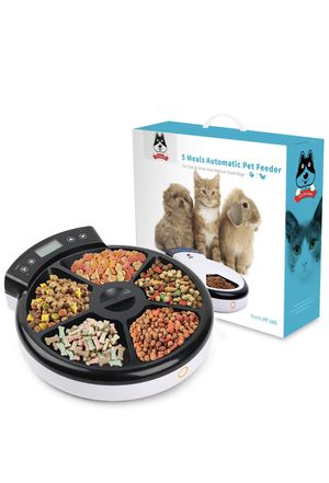 Brand New Automatic Pet Feeder Cat Feeder for Dogs & Cats for Sale in Burbank, CA