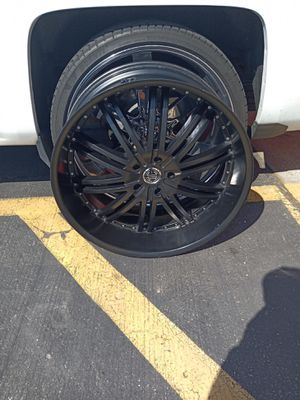 26 inch rims for Sale in Tracy, CA