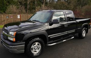 2003 CHEVY SILVERADO IMMACULATE for Sale in Austin, TX