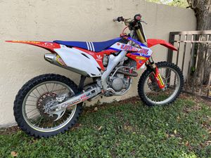 Crf250r dirt bike for Sale in FL, US