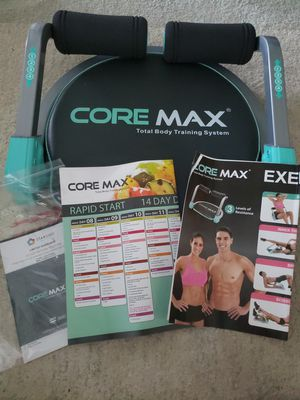 Core Max Abs Machine Total Body Training for Sale in Hanover, PA