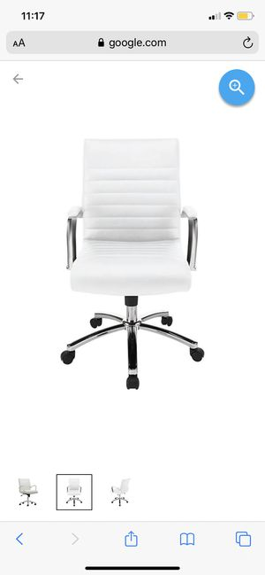 Modern Comfort Winsley Bonded Leather Office Chair *Pick up only* for Sale in Los Angeles, CA