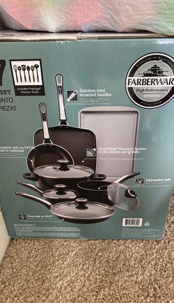 17 new cookware for Sale in Arlington,  VA