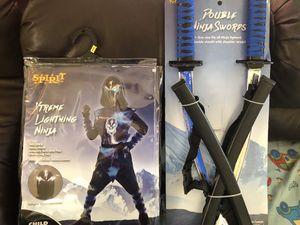 Boys Ninja Costume for Sale in Hampton, GA