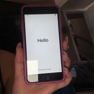 iPhone 6+ LOCKED for Sale in Denver, CO