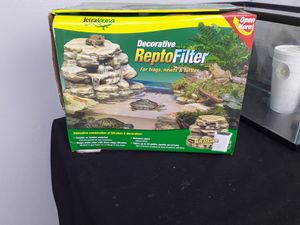 Reto filter +2 turtles for Sale in Davie, FL