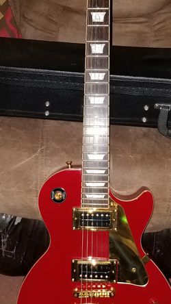 Epiphone les paul standard pro for Sale in Pataskala,  OH