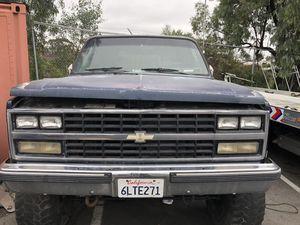1990 Chevy blazer k5 for Sale in San Diego, CA