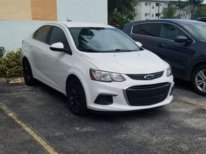 2018 Chevy Sonic 21800 miles for Sale in North Miami, FL