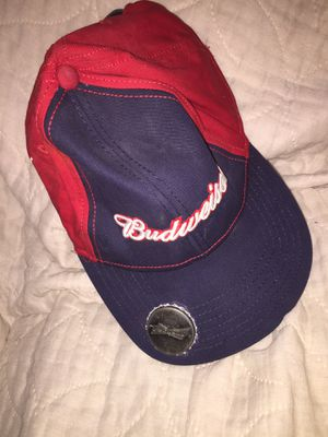Budweiser: Cap with Bottle Opener for Sale in Miramar, FL