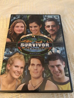 Survivor Amazon DVD for Sale in Pasadena, TX