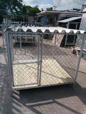5x5 dog kennel regular for Sale in Miami, FL