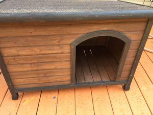 Large Wooden dog house for Sale in Alpharetta, GA
