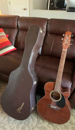Guitar Takamine for Sale in West Valley City, UT