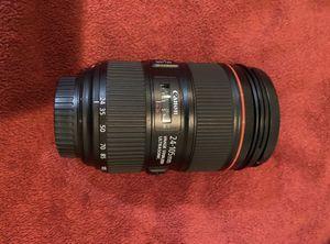 Canon 24-105 F4 II LENS for Sale in Davie, FL