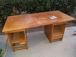 Desk free for Sale in Corona, CA