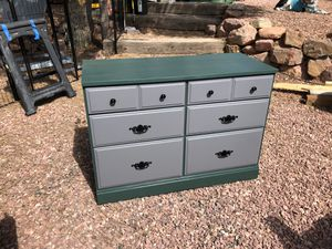 Wood dresser for Sale in Colorado Springs, CO