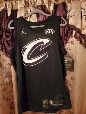 Basketball Lebron James Allstar Swingman Jersey Mens Size Large (Retail $120) for Sale in Las Vegas, NV