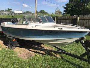 1975 Silverline Comoro 16Ft.Boat and trailer. Mercury 115 hp for Sale in Eureka, IL