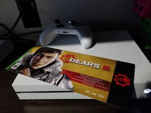 XBOX ONE 1TB WITH GEARS 5 GAME $199.99 OR BEST OFFER for Sale in Zephyrhills, FL