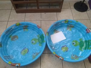 2 wading pools for Sale in Frostproof, FL